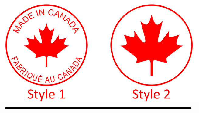 Made In Canada Stamps Archives Welcome To Tst Rubber Stamp
