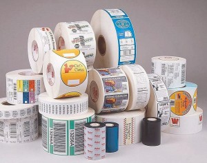 Labels from TST Graphic Solutions