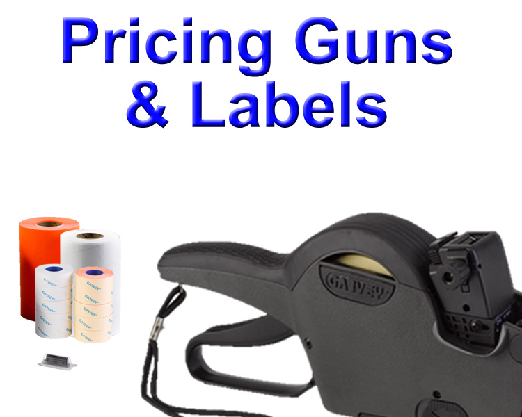 Pricing Guns & Labels