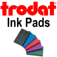 Trodat Replacement Ink Pads