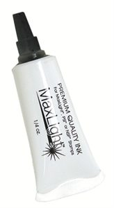 MaxLight Flash Stamp Refill Ink - 1/4 ounce tube