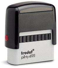 """Trodat - 4911 - 9/16"""" x 1-1/2"""" (14mm x 38mm)"""