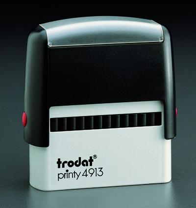 """Trodat - 4913 - 7/8"""" x 2-3/8"""" (22mm x 58mm)"""