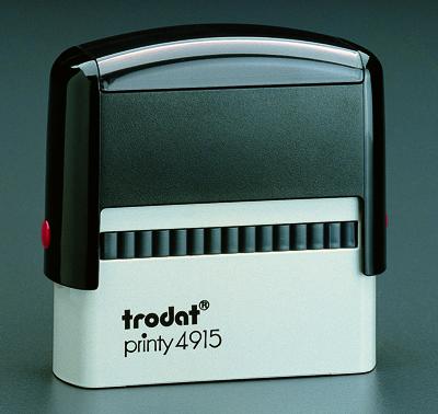 """Trodat - 4915 - 1"""" x 2-3/4"""" (25mm x 70mm)"""