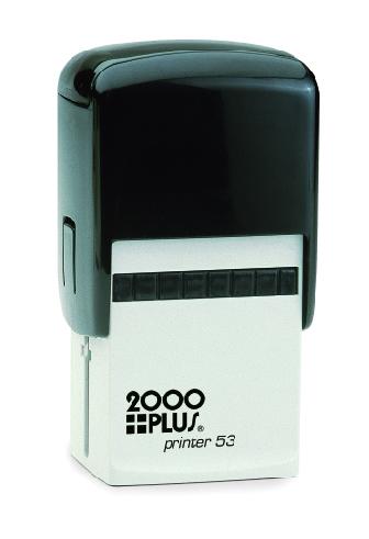 "Colop - P 53 - 1-3/16"" x 1-3/4"" (30mm x 45mm)"