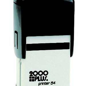 "Colop - P 54 - 1-9/16"" x 2"" (40mm x 50mm)"