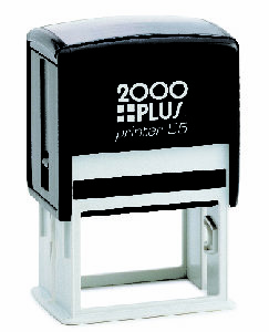 "Colop - P 55 - 1-3/8"" x 2-3/8"" (40mm x 60mm)"