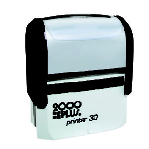"Colop 2000 Plus - P 30 - 3/4"" x 1-7/8"" (18mm x 47mm)"