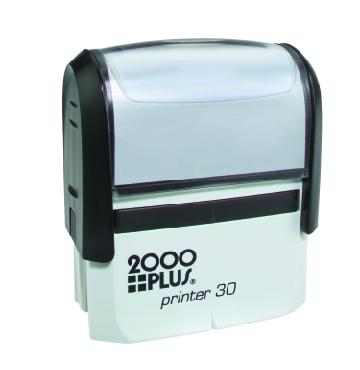 """Colop 2000 Plus - P 30 - 3/4"""" x 1-7/8"""" (18mm x 47mm)"""