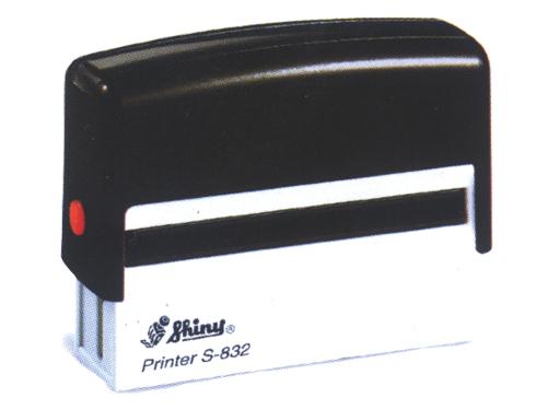 "Shiny - S-832 - 5/8"" x 3"" (15mm x 75mm)"