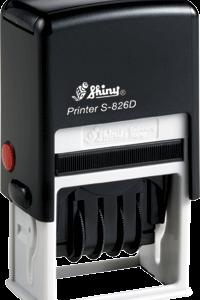 "Shiny - S-826D - 15/16"" x 1-5/8"" (24mm x 41mm)"