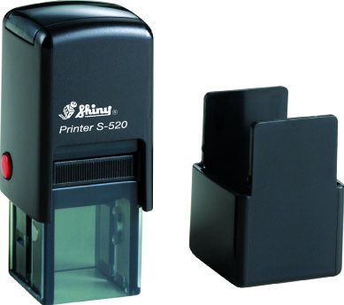 "Shiny - S-520 - 3/4"" x 3/4"" (20mm x 20mm)"